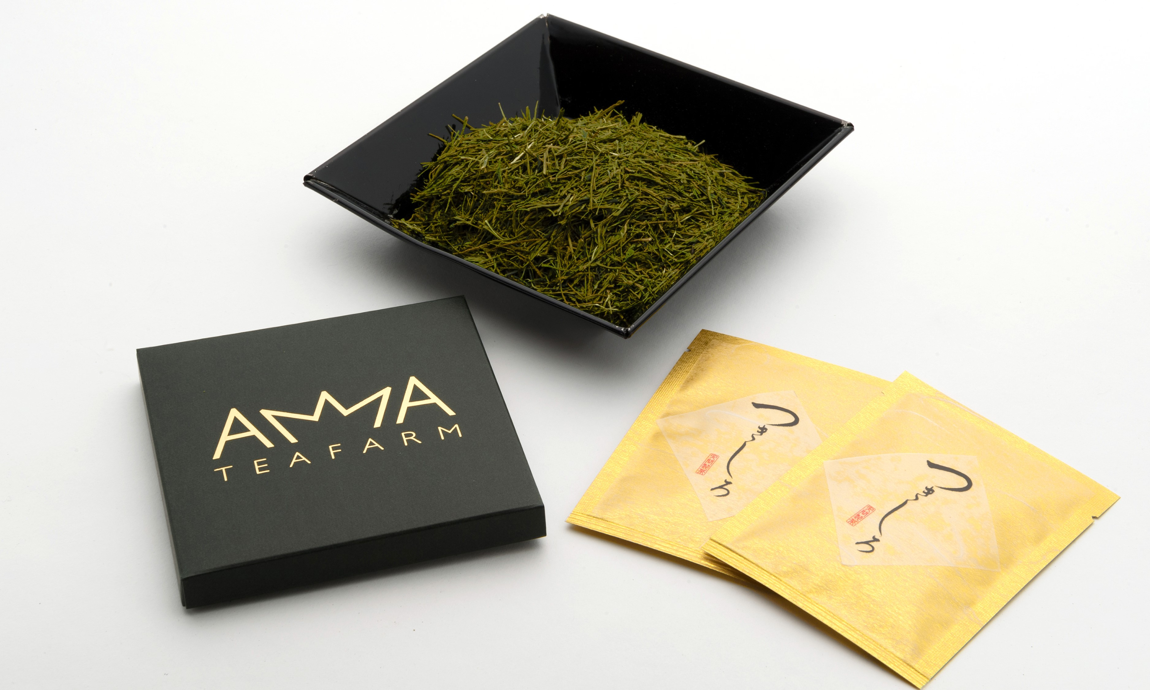 白葉茶つきしろ 世界緑茶コンテスト2019年金賞受賞