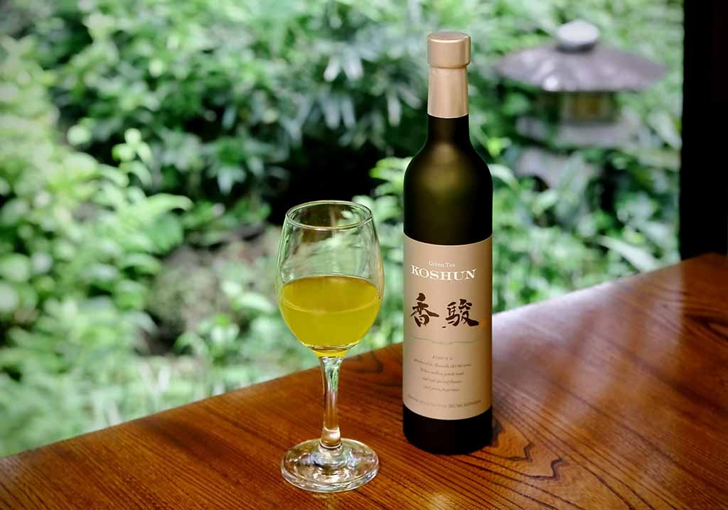 ボトリングティー 香駿(こうしゅん)世界緑茶コンテスト2019年最高金賞受賞