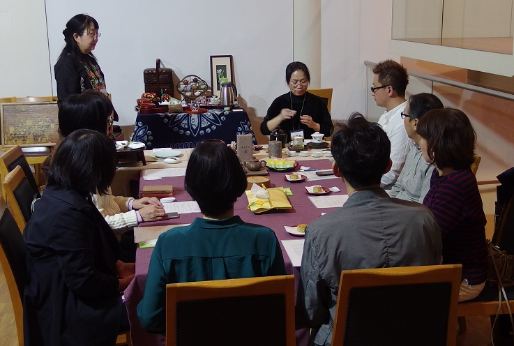 「世界お茶まつり2019」秋の祭典 世界大茶会